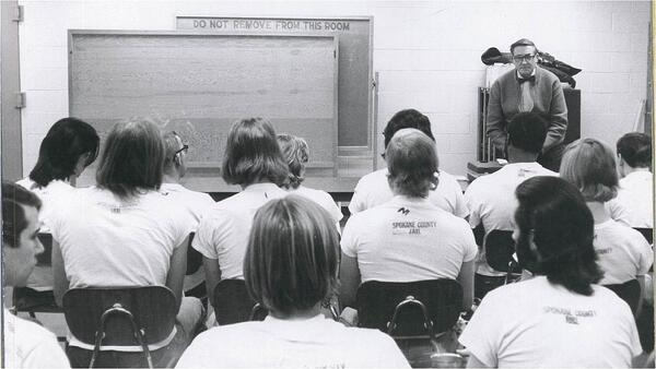 Ministry at Juvenile Detention