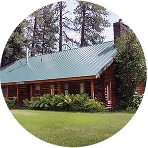 Shank's Lodge