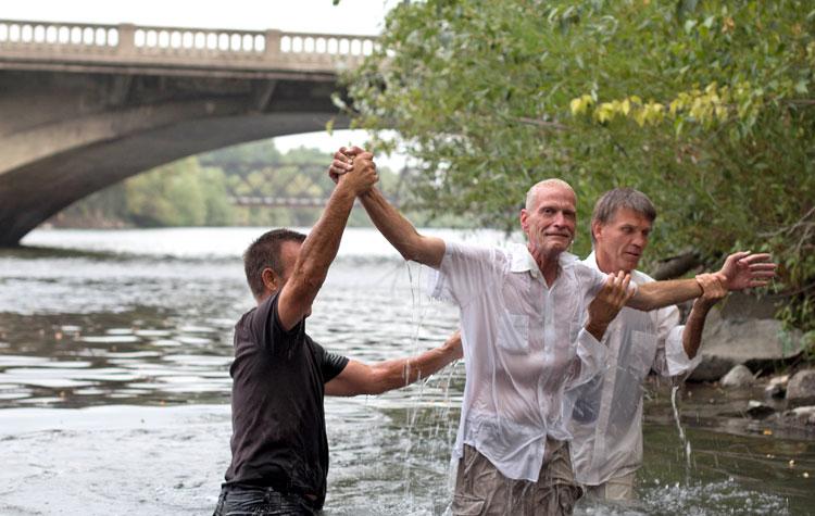 UGM Baptism Ceremony