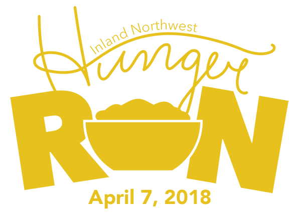 Inland Northwest Hunger Run: April 6, 2018
