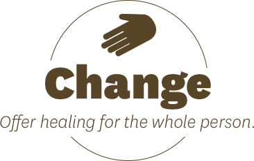 Change: Offer healing for the whole person.