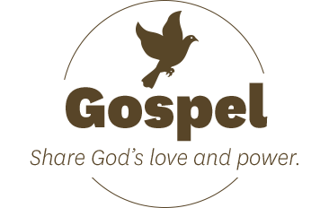 Gospel: Share God's love and power.