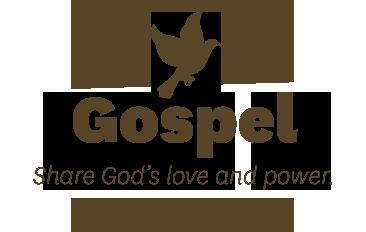 Gospel: Share God's love and power.