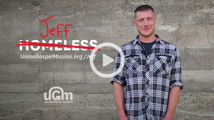 Jeff - Homeless