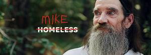 Michael-Homeless